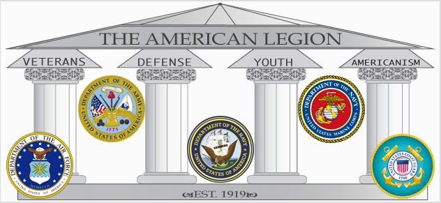 Pillars of the American Legion